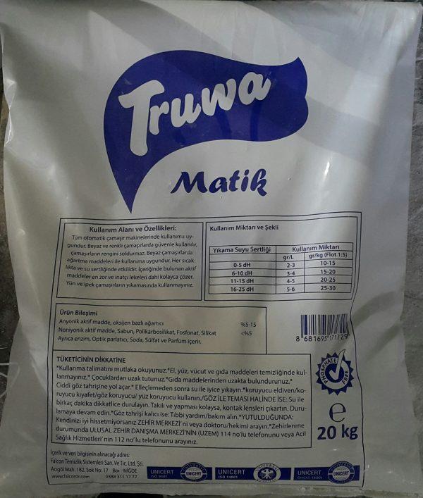 Truva Toz Matik Deterjan
