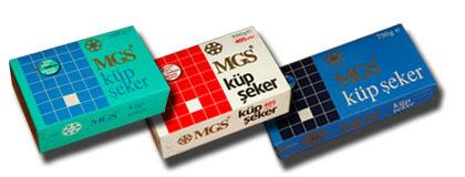 1 Kg Mgs Küp Şeker