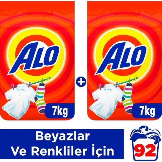 Alo 7kg Toz Çamaşır Deterjanı