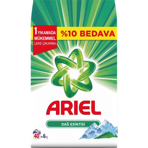 Ariel Matik 6 Kg